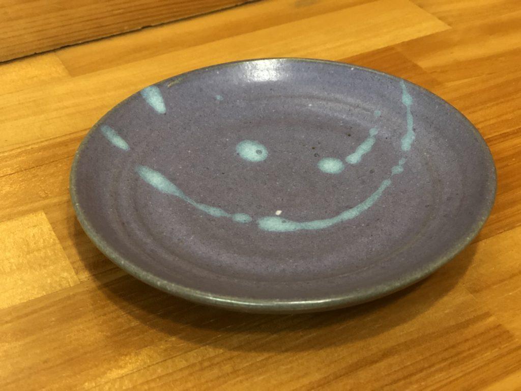 陶芸作品 お皿