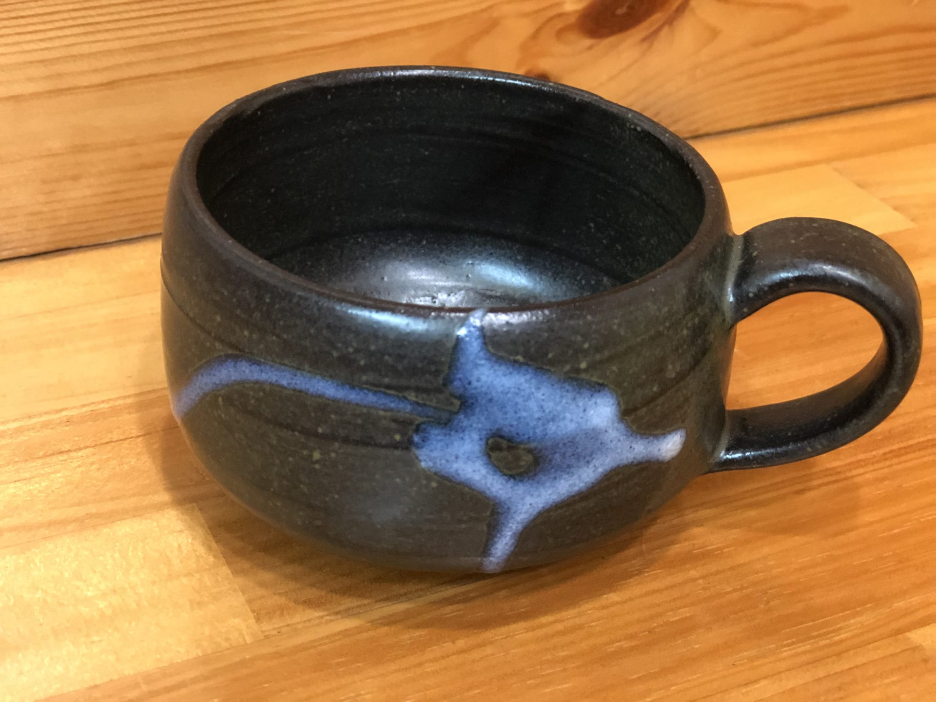 陶芸のコップ