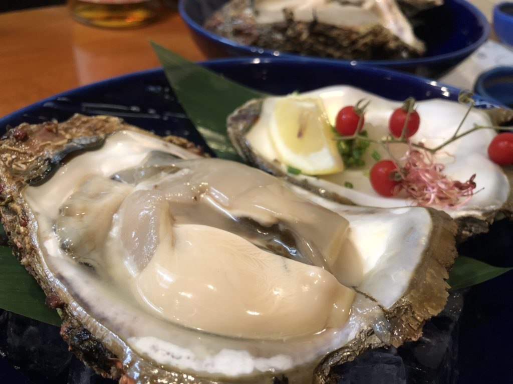 能登産岩牡蠣